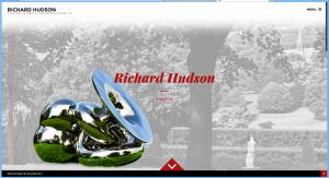 web Richard Hudson propuesta