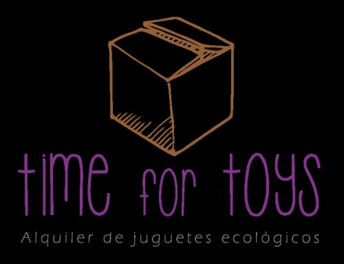 Time for Toys: alquiler de juguetes ecológicos