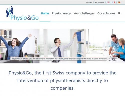 Nueva página web: Physio & Go