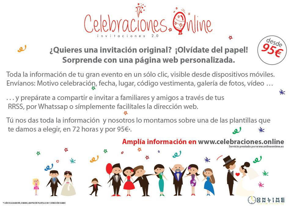 Celebraciones Online
